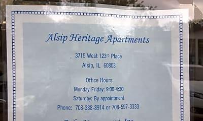 Heritage Senior Apartments, 1
