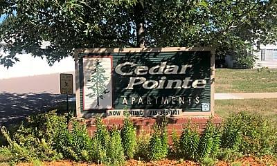 Cedar Pointe Apt, 1