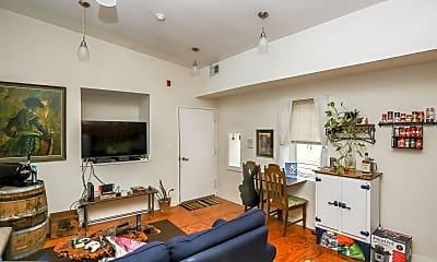 Living Room, 1301 N 6th St 3, 0