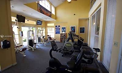 Fitness Weight Room, 2647 NW 33rd St, 2