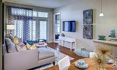 Living Room, 2204 W Park, 1