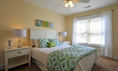 Bedroom, The Cottages at Lake Tamaha - PER BED LEASE, 2