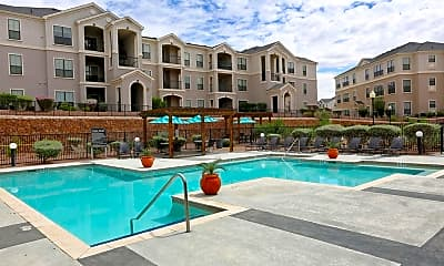 Pool, The Legends of El Paso, 1