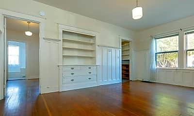 Living Room, 2323 NE Rodney Ave, 0