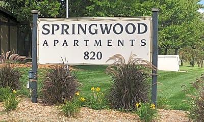 Springwood Apartments, 1