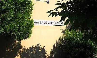 Lake City House, 1