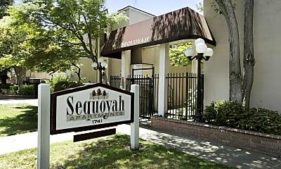 Community Signage, Sequoyah Apartment Homes, 2