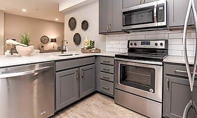 Kitchen, Red Brick CWE/Midtown, 0