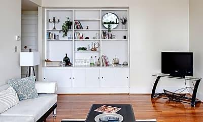 Living Room, 709 S 3rd St, 2