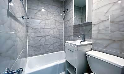 Bathroom, 206 E 81st St, 2