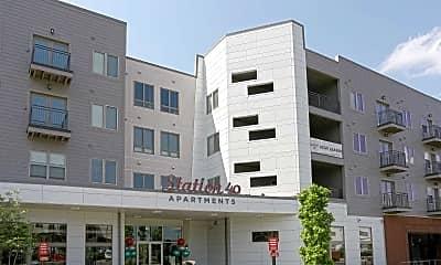 Building, Station 40, 2
