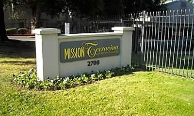 Mission Terracina, 0