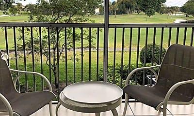 Patio / Deck, 1200 SW 125th Ave 208L, 2