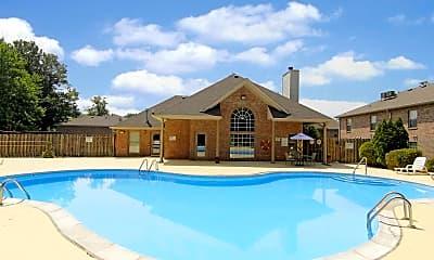Pool, Park Place Apartments, 0