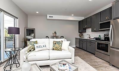 Living Room, 4534 Olive St, 0