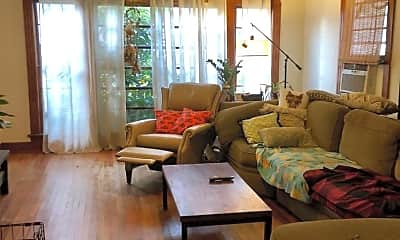 Living Room, 2113 Joseph Street, 1