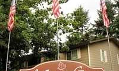 Community Signage, Maple Grove, 2
