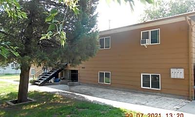 Building, 1056 E 5th St, 2
