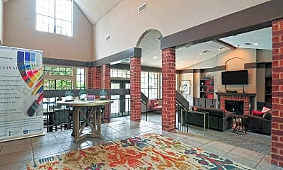 Clubhouse, The Arbors of Wells Branch Apartments, 1
