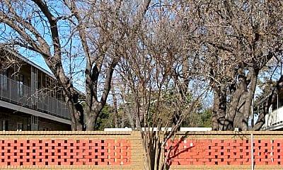 Landscaping, Newport Granada Apartments, 1