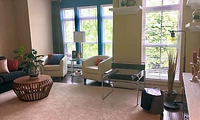 Living Room, 7221 Georgia Ave NW, 1