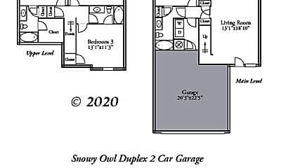 Patio / Deck, 3929 Snowy Owl Dr, 2