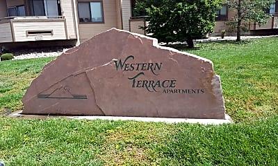 Western Terrace Phase II, 1
