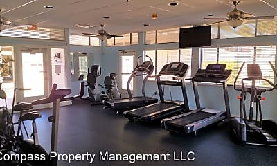 Fitness Weight Room, 3177 E Village Dr, 2