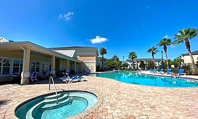 Pool, 8227 Lobster Bay Ct 207, 2