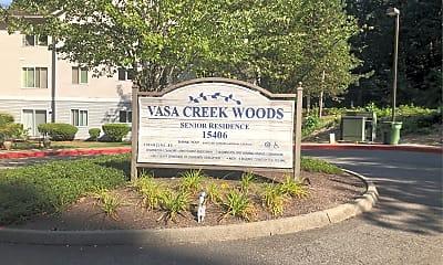 Vasa Creek Woods, 1