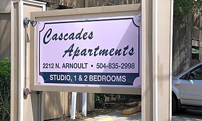 Cascades Apartments, 1