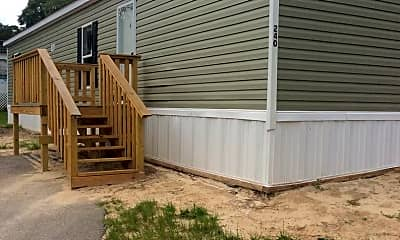 Patio / Deck, 2775 Cathedral Dr, 1