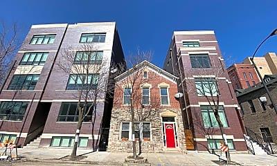 Building, 560 W 18th St CH, 0