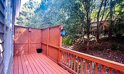 Patio / Deck, 2223 Long Pine Ln, 2
