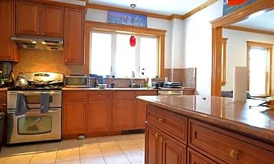 Kitchen, 124 Columbia St, 1