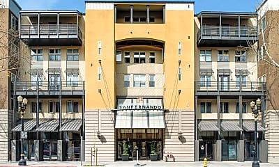 Building, 101 San Fernando, 1
