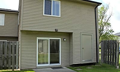 Building, Rochester Villas Townhomes, 1