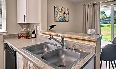 Kitchen, Beaumont Grand Apartment Homes, 0