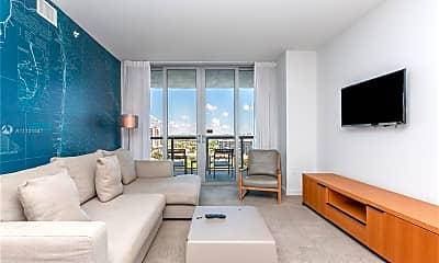 Living Room, 2602 E Hallandale Beach Blvd R1806, 1