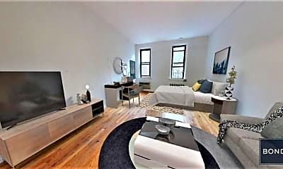 Living Room, 345 E 76th St, 0