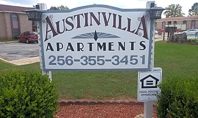 Austin Villa Apartments, 1