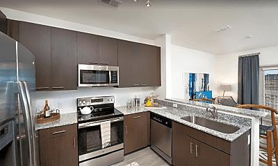 Kitchen, Linden Crossroads, 1