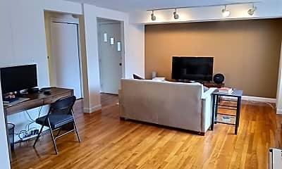 Living Room, 56 Browne St, 1