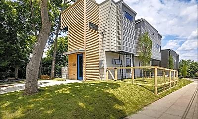Building, 1200 Meharry Blvd, 2
