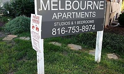Melbourne Apartments, 1