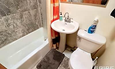 Bathroom, 128 W 74th St 1B, 2