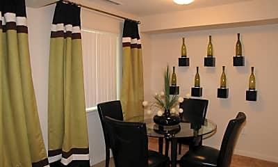 Dining Room, University Heights, 1