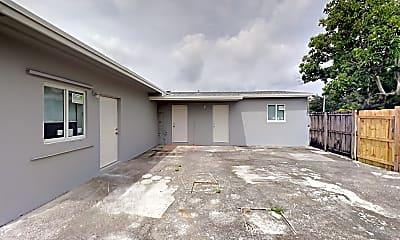 Building, 1041 N 71st Terrace, 2