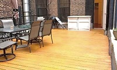 Patio / Deck, 3 W 83rd St 4-C, 1