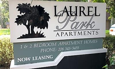 Laurel Park, 1